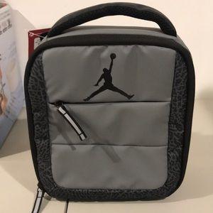 Kids Air Jordan Insulated soft lunch box